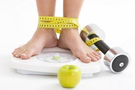 Intervention pour perdre du poids