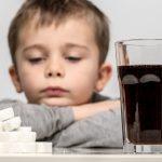 Sodas pendant l'enfance, risque de surpoids à l'adolescence
